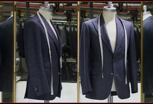Corneliani Made to Measure